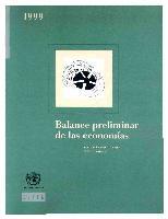 Balance Preliminar de las Economías de América Latina y el Caribe 1999